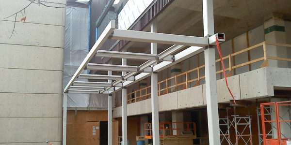 Structural Canopy Frame