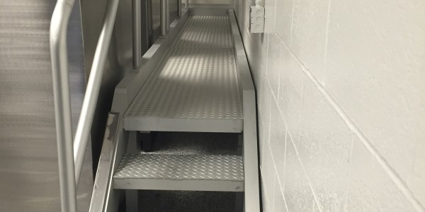 Stainless Steel Catwalk